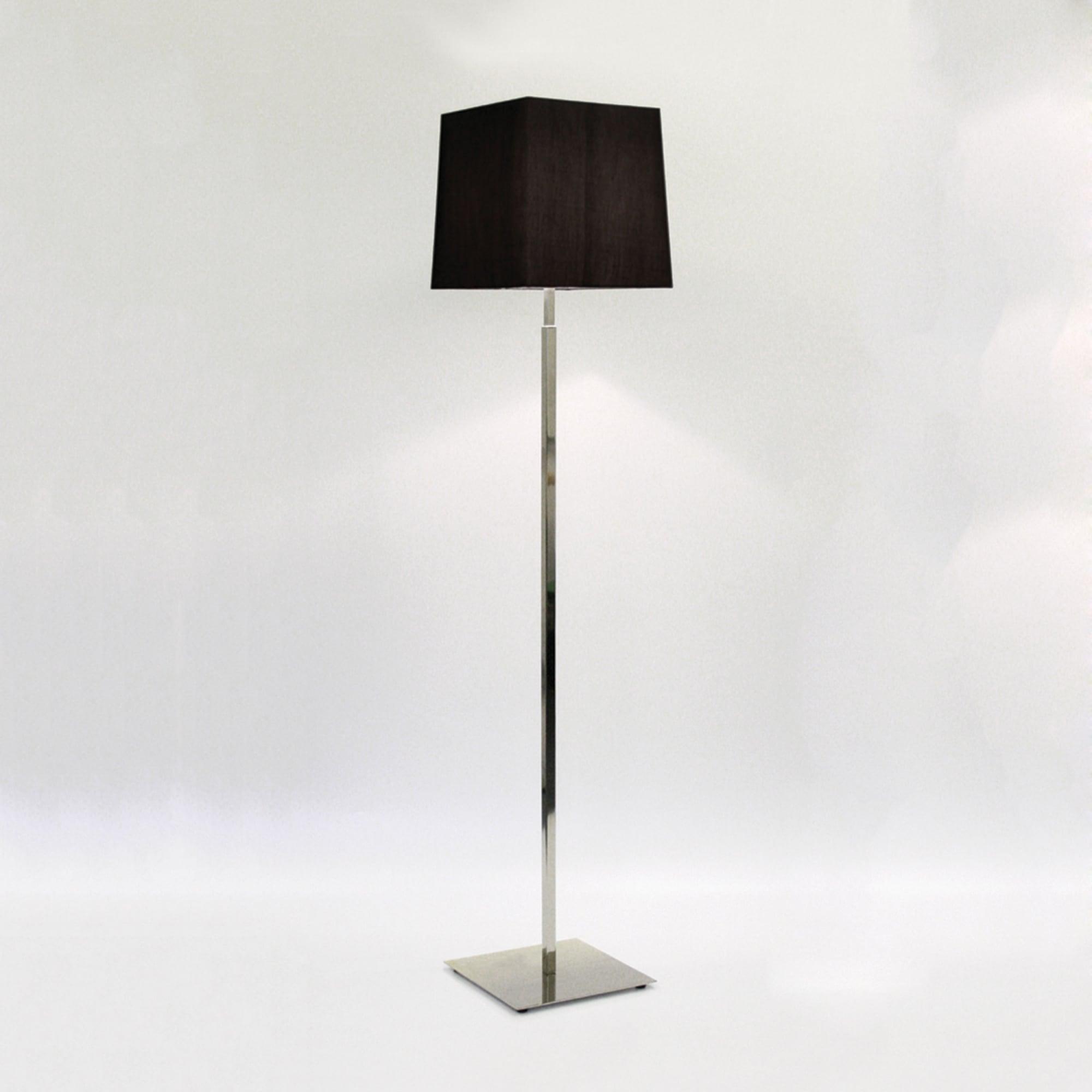 Astro Sku34894i4l Azumi Floor Lamp Polished Nickel Finish Ideas4lighting