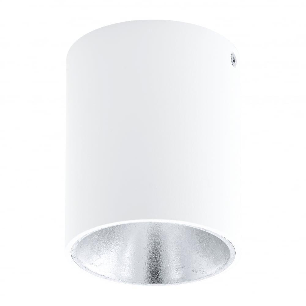 eglo sku24097 polasso led flush ceiling light fitting ideas4lighting. Black Bedroom Furniture Sets. Home Design Ideas