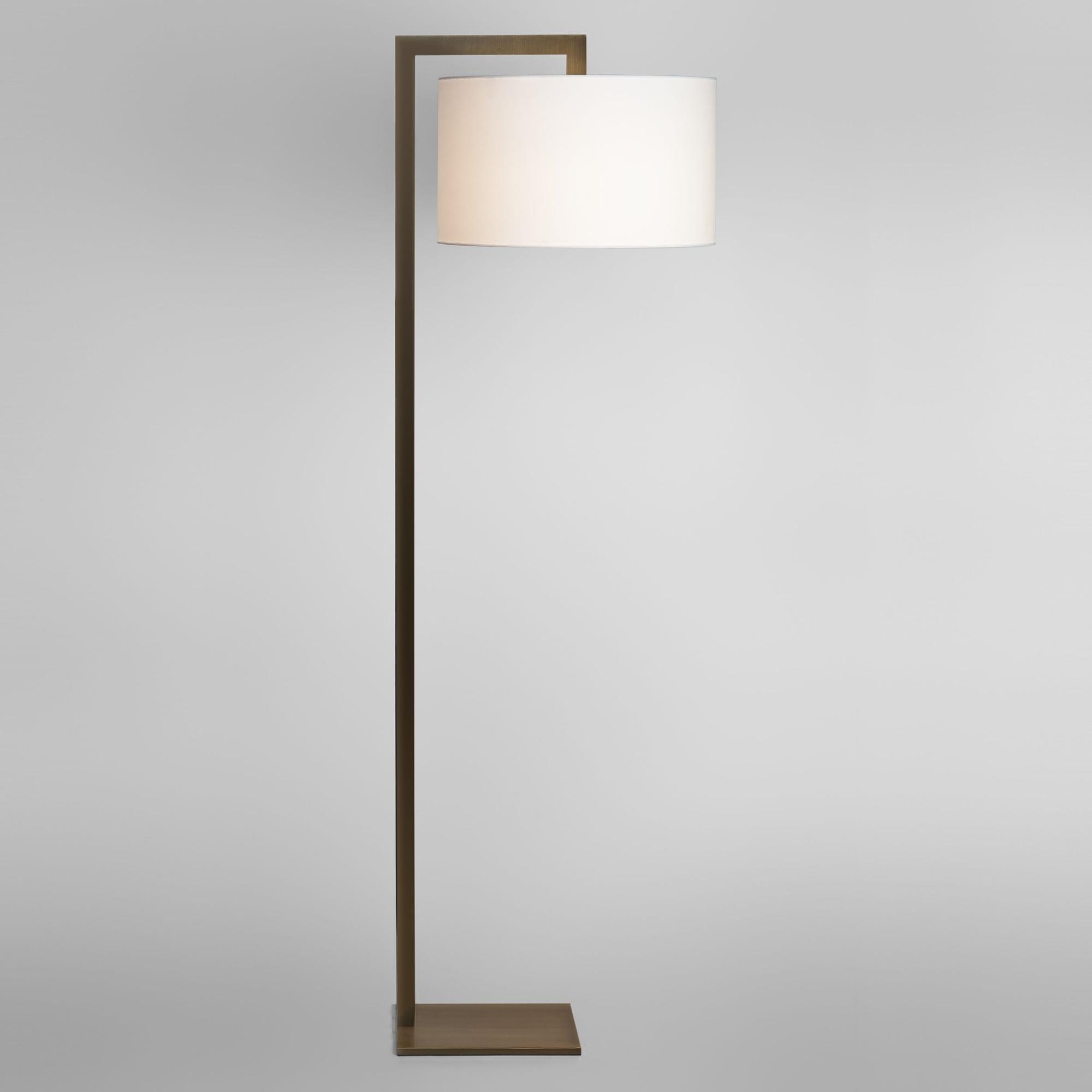 Image of: Astro Sku34912i4l Ravello Floor Light Bronze Ideas4lighting