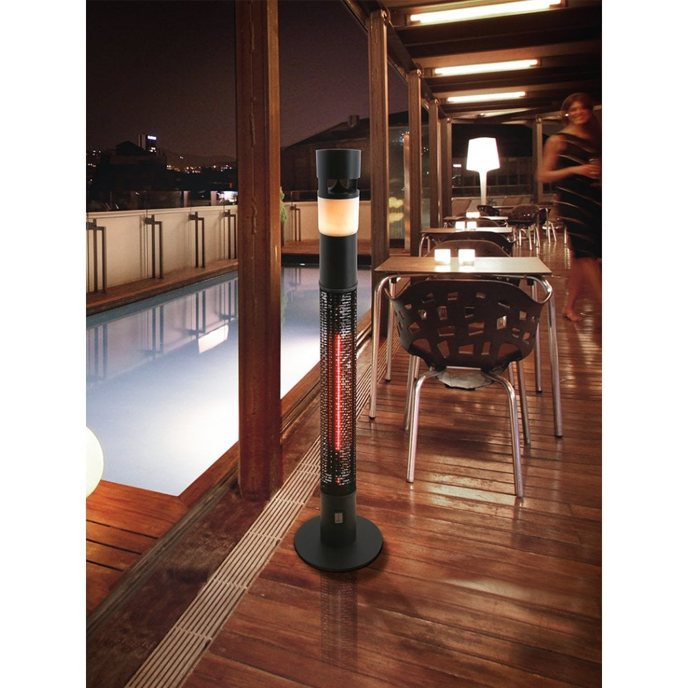 Outdoor Patio Heater With Bluetooth